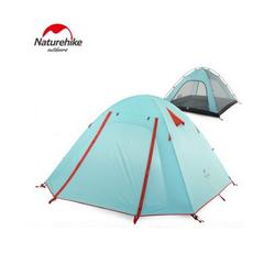 Lều cắm trại NatureHike 5-6 Người Màu Xanh Ngọc