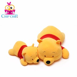 Gấu pooh nằm mịn