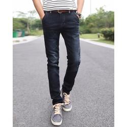 Quần jeans nam rách thời trang