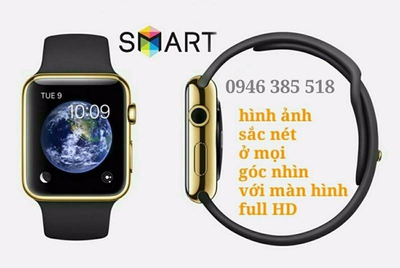 đồng hồ điện thoại nhật bản siêu phẩm full HD mã W-Z1 3