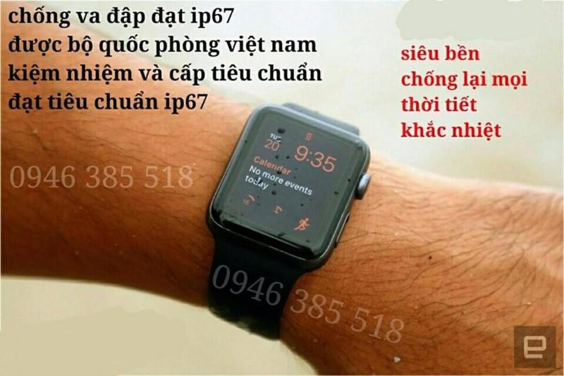 đồng hồ điện thoại SONY. siêu phẩm full HD mã W-Z1 2