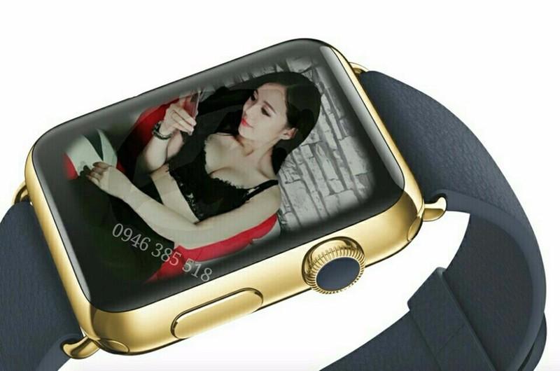 đồng hồ điện thoại SONY. siêu phẩm full HD mã W-Z1 1