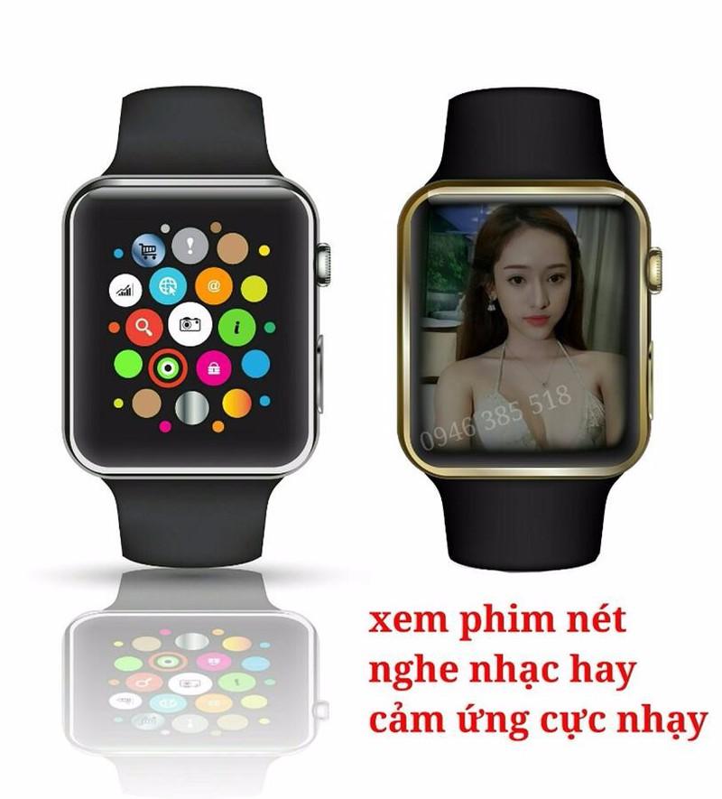 Đồng hồ thông minh nhật bản thay thế điện thoại mã Z119 5