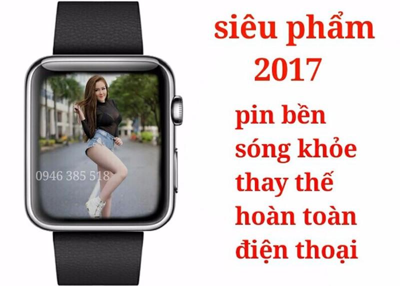 Đồng hồ thông minh nhật bản thay thế điện thoại mã Z119 6