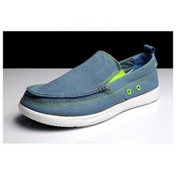 Giày lười Nam - xanh mint