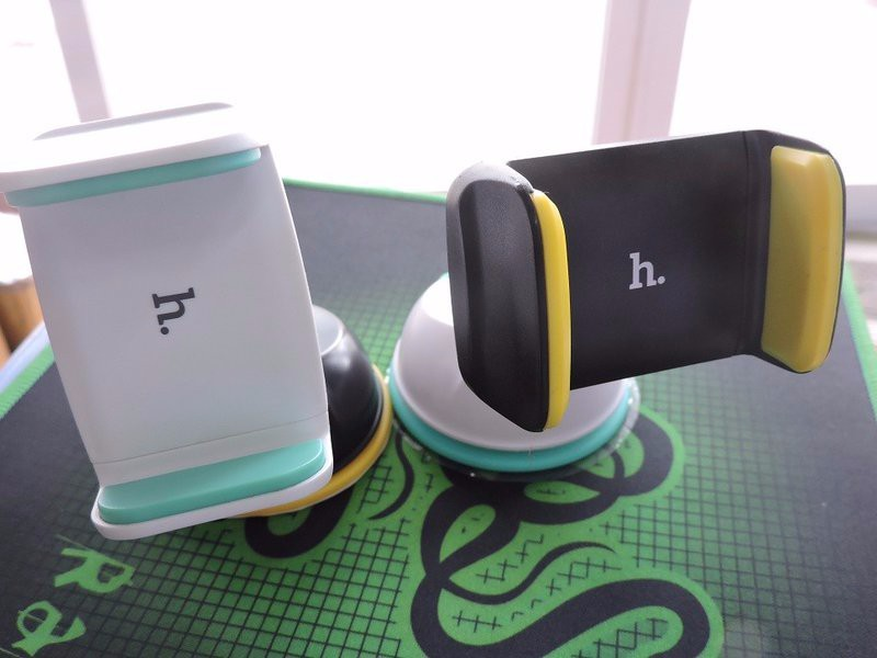 Kệ đỡ điện thoại trên ô tô CA5 Hoco 6
