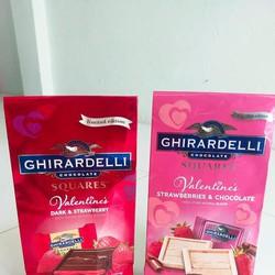 Ghirardelli strawberry
