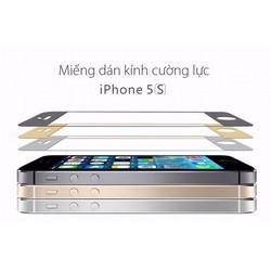 MIẾNG DÁN CƯỜNG LỰC IPHONE 5-5S