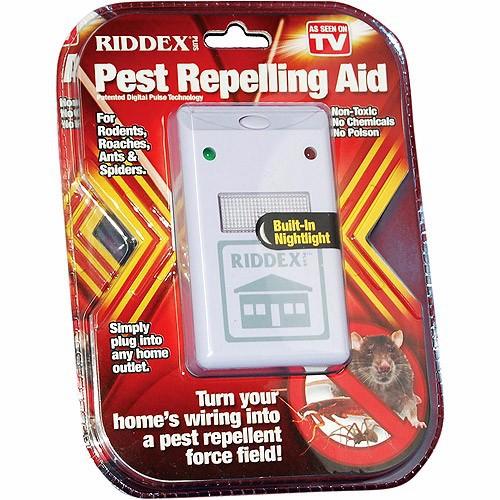 Máy đuổi côn trùng RIDDEX 2