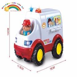 Xe cứu thương Huile Toys - giá rẻ cầu giấy hà nội