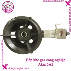 Bếp khè gas công nghiệp Akia 5A2