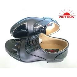 Giày da sĩ quan Việt Sun