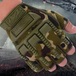 Găng tay chiến thuật Mechanix cụt ngón
