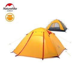 Lều cắm trại NatureHike 4-5 Người Màu Vàng Cam