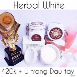Herbal White - Thảo dược ủ trắng da từ thiên nhiên