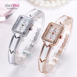 Đồng hồ nữ thời trang dây lắc tay xinh xắn WH-8016