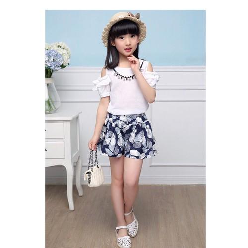 Bộ quần áo phong cách Hàn