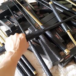 Xà đơn - xà kép - gậy đa năng - baton asp511 - gậy ba khúc