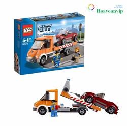 Đồ Chơi Xếp Hình Lego City 60017 - Xe Lưu Động Dã Ngoại