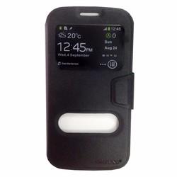 Bao da cho Galaxy S4 màu đen