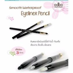 Kẻ Mắt Nhủ Trắng Odbo Smooth Waterproof Eyeliner Pencil