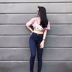 Quần Jeans nữ fom chuẩn