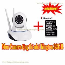 Camera wifi Yoosee - Camera Yoosee không dây