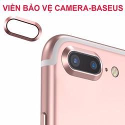 VÒNG KIM LOẠI BẢO VỆ CAMERA CHO IPHONE 7 PLUS , HIỆU BASEUS