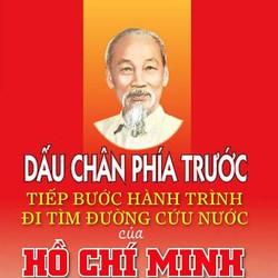 Sách  hành trình đi tìm đường cứu nước của Hồ Chí Minh