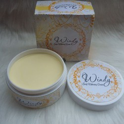 Kem làm trắng da windy body whitening cream
