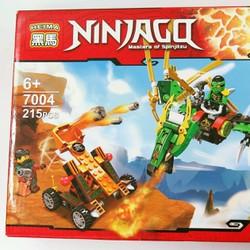 LEGO NINJAGO 7004