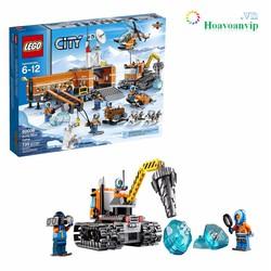 Đồ Chơi Xếp Hình Lego City 60036 - Căn Cứ Bắc Cực