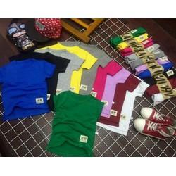 set 10 áo thun cotton 4 chiều