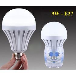 Bóng đèn Led thông minh tích điện 9W