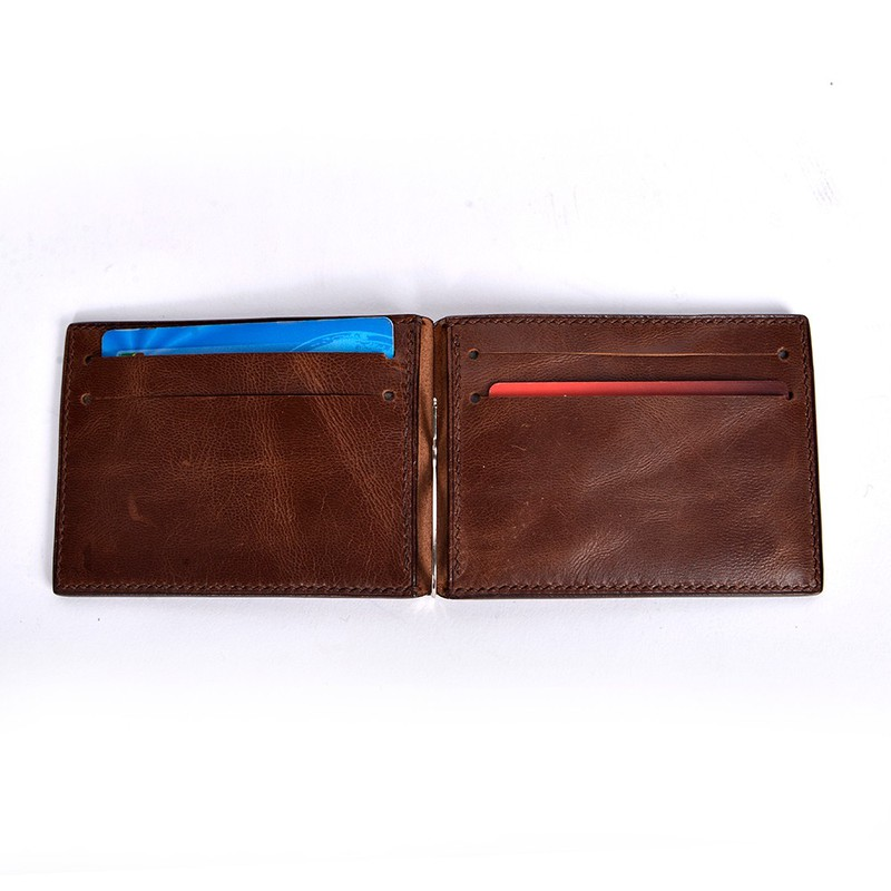 Ví Kẹp Tiền Handmade Cao Cấp SKH003 4