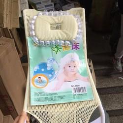 Giá Lưới tắm kèm gối cho bé