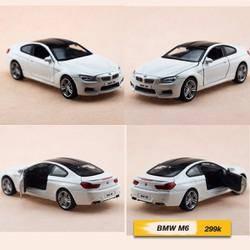 Mô hình ô tô BMW M6 1:32