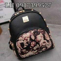 ba lô túi xách ví da nữ kiểu đẹp L12BL1