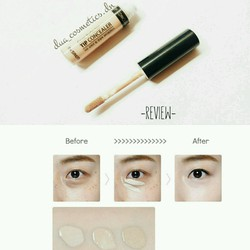 Che khuyết điểm The Saem Cover Perfection Tip Concealer SPF28