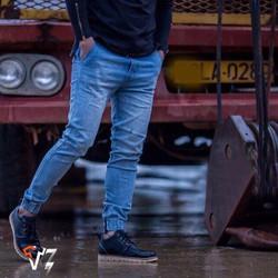 Quần jogger jeans nam cực chất cho các chàng trai