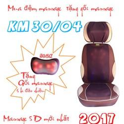 Đệm massage toàn thân nhật bản F08