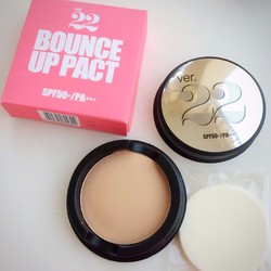 Phấn Tươi Ver 22 Bounce Up Pact SPF 50 PA++