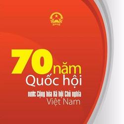 Tìm hiểu 70 năm Quốc hội nước cộng hòa xã hội  chủ nghĩa Việt Nam