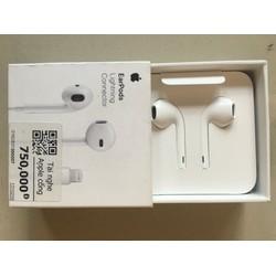 tai nghe Iphone earpods chính hãng thế giới di động phân phối
