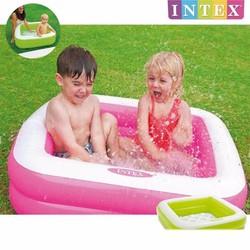 Bể bơi vuông 2 tầng 85x85x23 Intex 57100