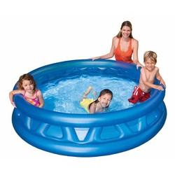 Bể bơi gia đình tròn xanh 188x46 Intex 58431