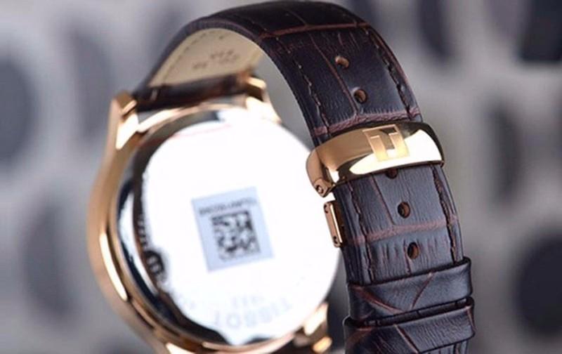 đồng hồ kim chống nước kính tinh thể saphire mã 1853ST 5