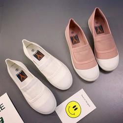 Giày Slipon đế mềm nhiều màu
