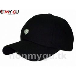 Nón thời trang cao cấp M559 - Màu đen