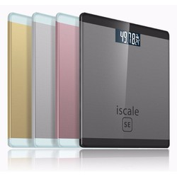 Cân điện tử Iscale CD01 Có hiển thị nhiệt độ phòng